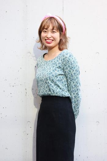 JENO上村 綾子